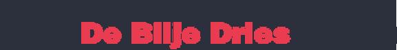 De Blije Dries Logo